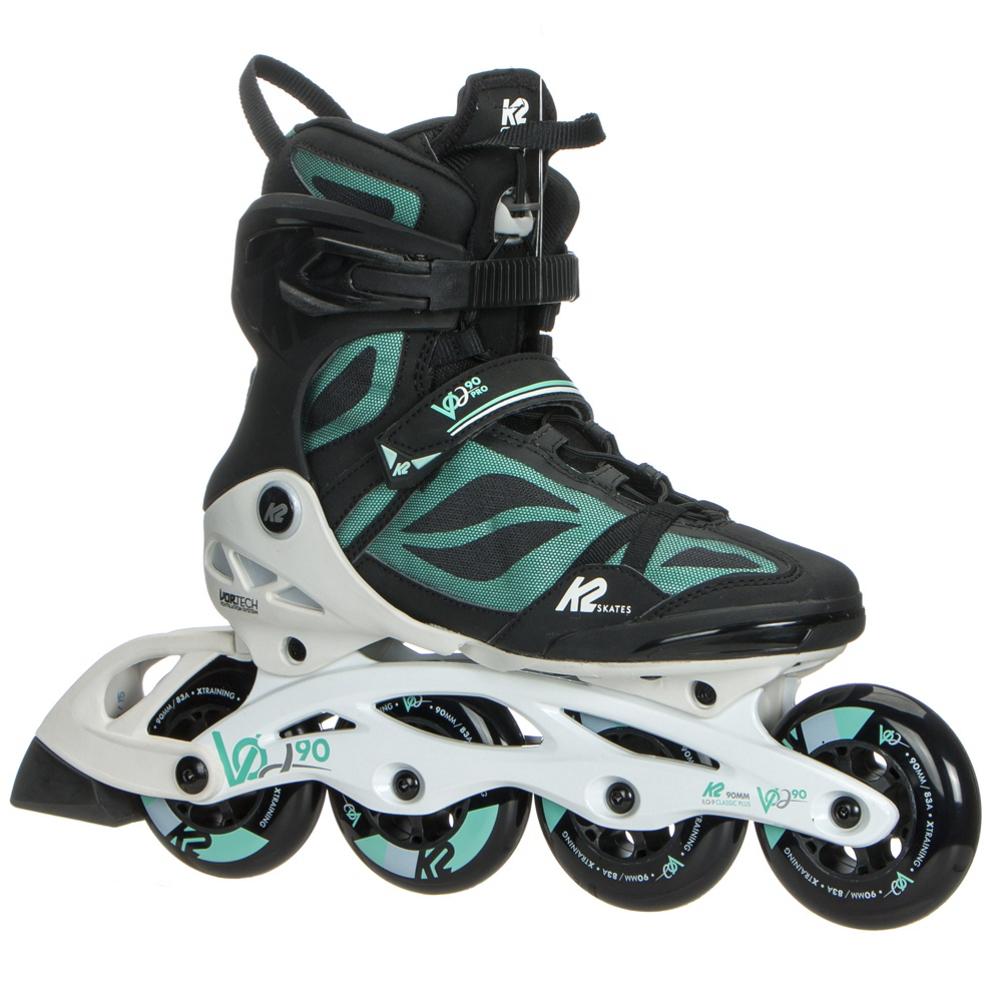 K2 VO2 90 Pro Womens Inline Skates im test