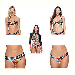 Body Glove Wonderland Fame Bathing Suit Top & Body Glove Wonderland Lola Bottoms Bathing Suit Set, , 256