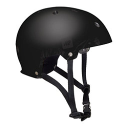 K2 Junior Varsity Boys Skate Helmet 2018, Matte Black, 256