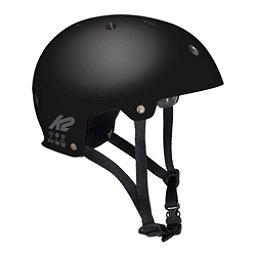 K2 Varsity Mens Skate Helmet 2018, Matte Black, 256