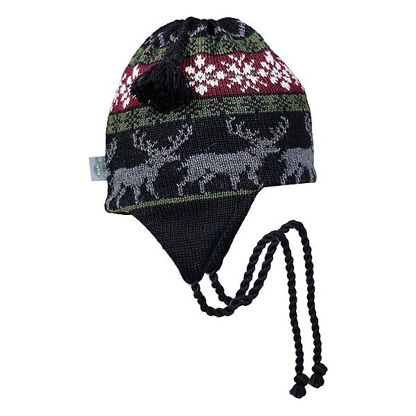Turtle Fur Reindeer Games Earflap Hat, , 600