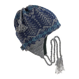 Turtle Fur Twiggly Earflap Hat, , 256