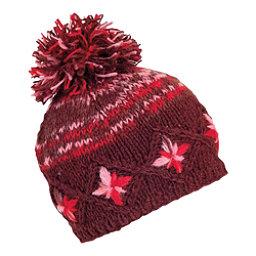 Turtle Fur Nepal Kukee Womens Hat, Maroon, 256