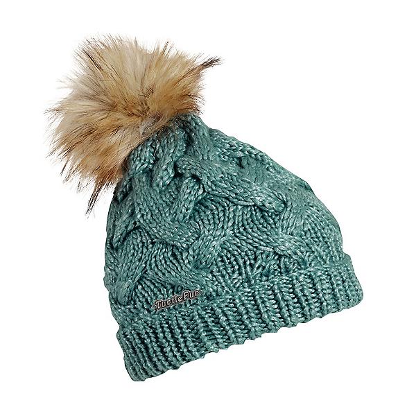 Turtle Fur Glamper Womens Hat, Crystal, 600