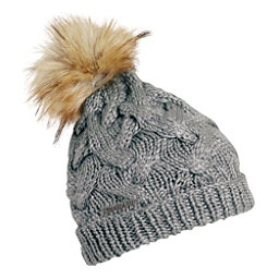 Turtle Fur Glamper Womens Hat, Silver, 256