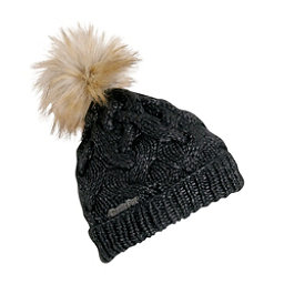 Turtle Fur Glamper Womens Hat, Black, 256