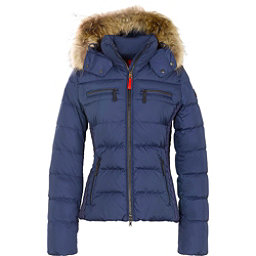 Bogner Fire + Ice Lela Down Womens Insulated Ski Jacket, Indigo, 256