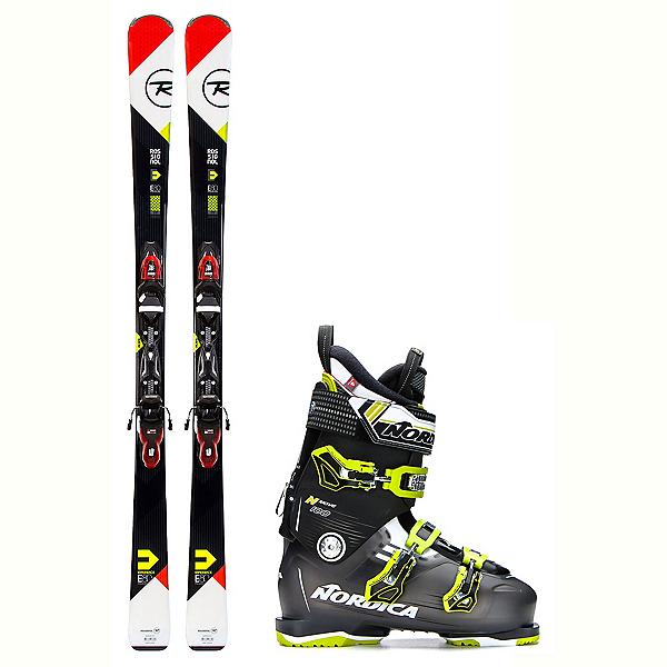 Rossignol Experience 80 HD EU N-Move 100 Ski Package 2018, , 600