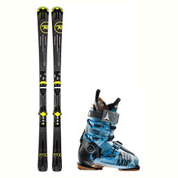 Rossignol Pursuit 700 Ti Waymaker Carbon 130 Ski Package 2018, , 256