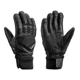 Leki Copper S Gloves, Black, 256