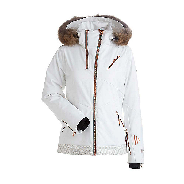 Shopping Online Cheap Online NILS Faux-Fur Trimmed Zip-Up Jacket Purchase Cheap Online aBmgAACLjx