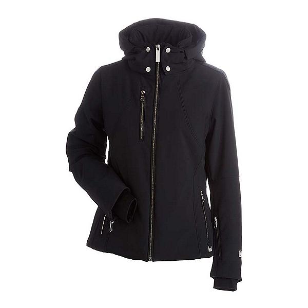 NILS Kassandra - Petite Womens Insulated Ski Jacket, Black, 600