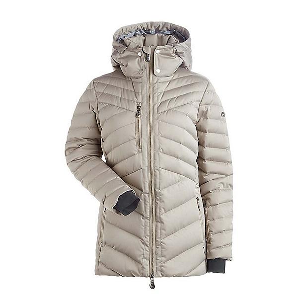 NILS Sonja Womens Insulated Ski Jacket, Champagne, 600