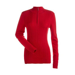 NILS Diana Womens Sweater, Red, 256