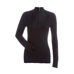 NILS Diana Womens Sweater, Black, 256