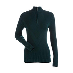 NILS Natalie Womens Sweater, Forest Green, 256