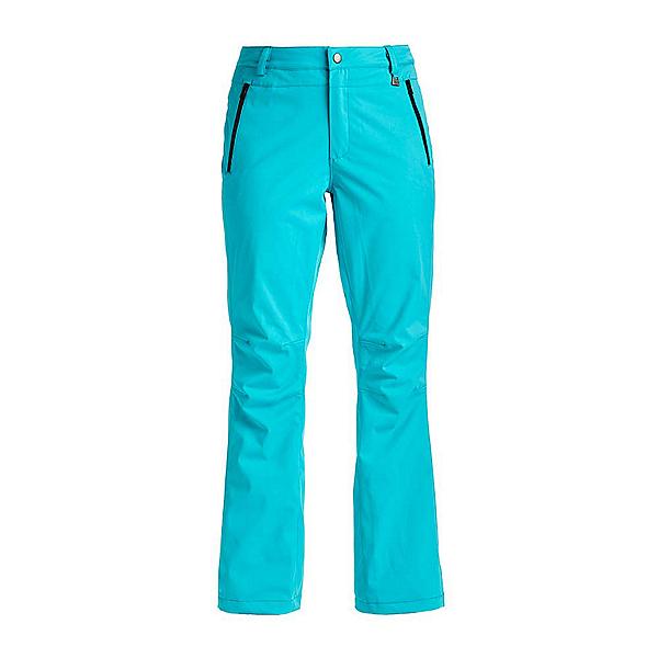 NILS Logan Womens Ski Pants, Turquoise, 600