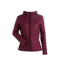 NILS Cody Womens Jacket, Merlot, 256