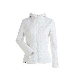 NILS Cody Womens Jacket, White, 256