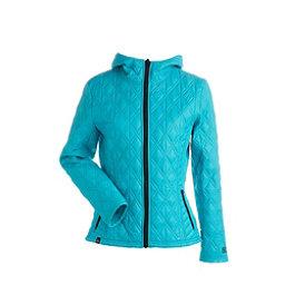 NILS Cody Womens Jacket, Turquoise, 256
