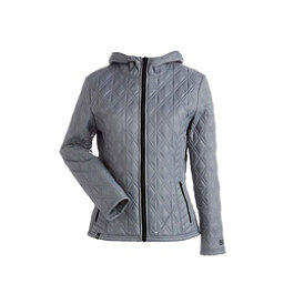 NILS Cody Womens Jacket, Steel Grey, 256
