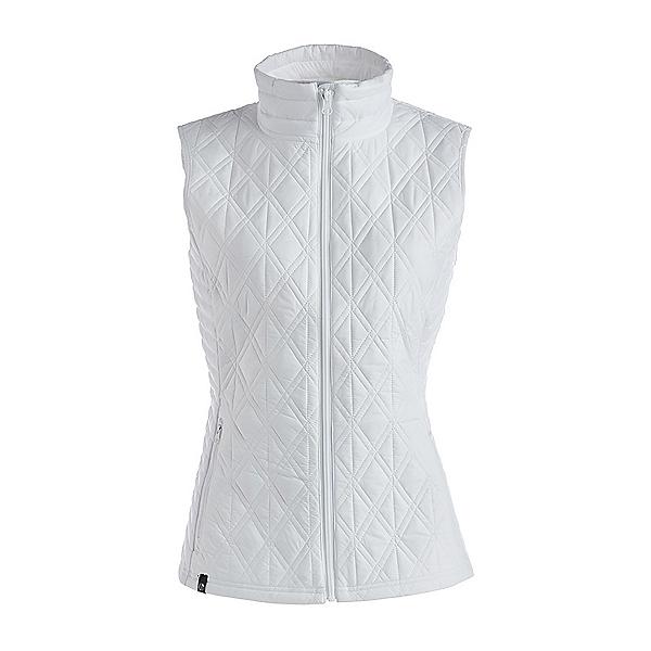 NILS Katrina Womens Vest, White, 600