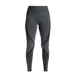 NILS Cathy Legging Womens Long Underwear Pants, Black Heathered, 256