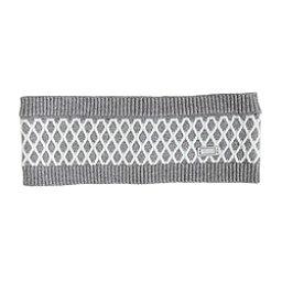 NILS Sig Womens Headband, Mushroom-Winter White, 256