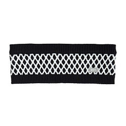 NILS Sig Womens Headband, Black-Winter White, 256