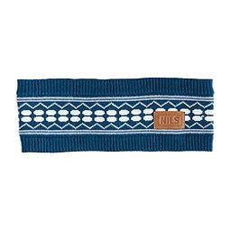 NILS Lili Womens Headband, Uniform Blue-White, 256
