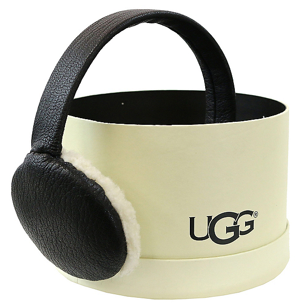 UGG Curly Pile Wired Earmuff Womens Hat, , 600