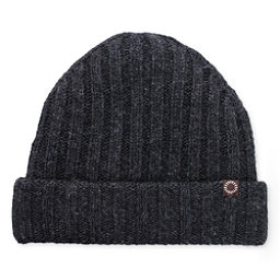 UGG Ribbed Cuff Mens Hat, Graphite Heather, 256