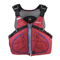 Stohlquist Ebb Adult Kayak Life Jacket 2018, Red, 256