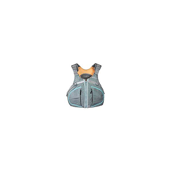 Stohlquist Cruiser Womens Kayak Life Jacket 2020, Gray, 600