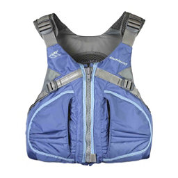 Stohlquist Cruiser Womens Kayak Life Jacket 2018, Powder Blue, 256