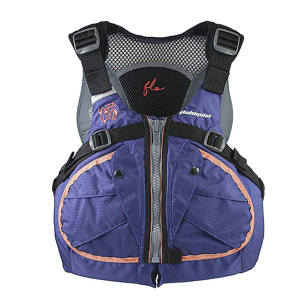 Stohlquist Flo Womens Kayak Life Jacket 2020, Navy, 600