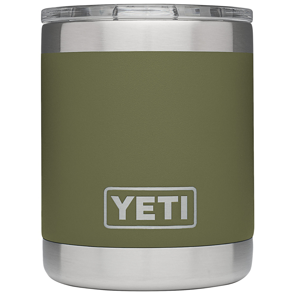 YETI Rambler Lowball with Lid im test