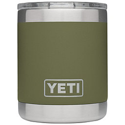 YETI Rambler Lowball with Lid, Olive Green, 256