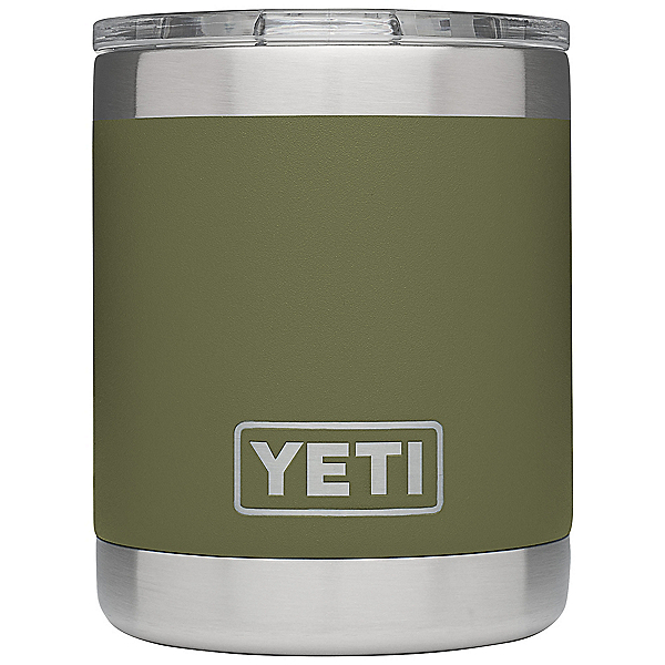 YETI Rambler Lowball with Lid, Olive Green, 600