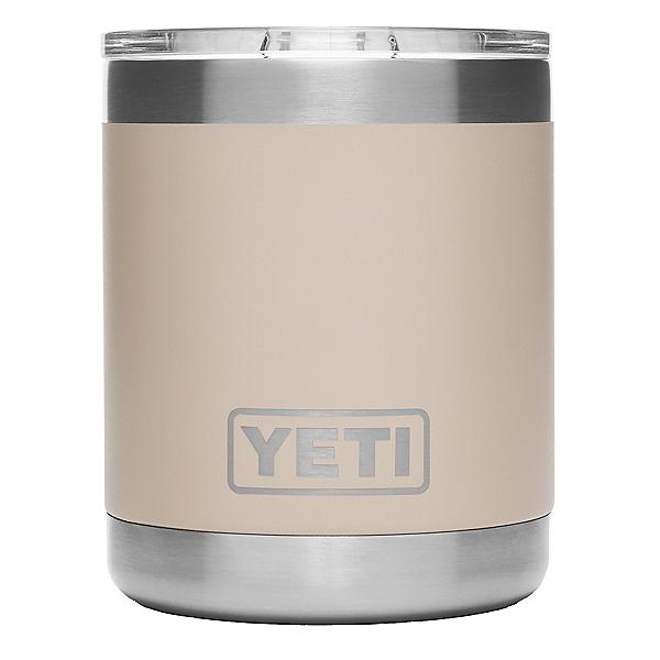 YETI Rambler Lowball with Lid, Sand, 600