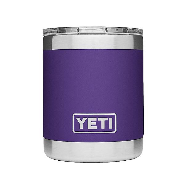 YETI Rambler Lowball with Lid, Peak Purple, 600