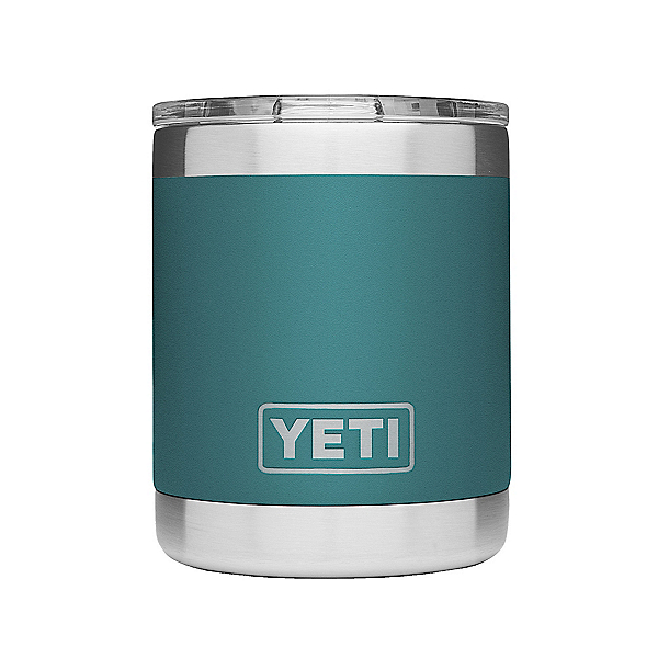 YETI Rambler Lowball with Lid, River Green, 600