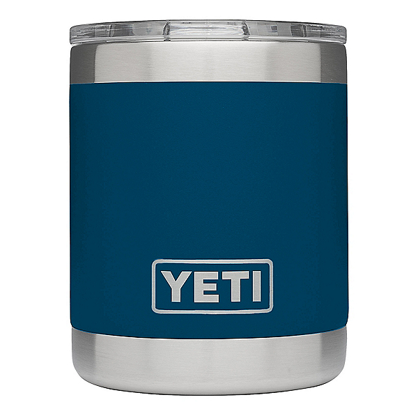 YETI Rambler Lowball with Lid, Navy, 600