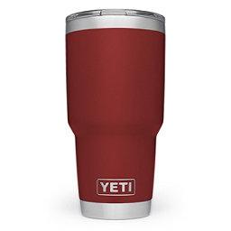 YETI Rambler 30 w/Magslider Lid 2017, Brick Red, 256