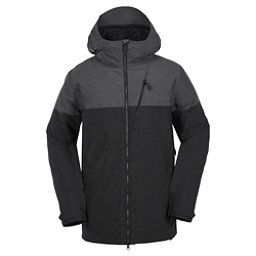 Volcom Ghost Stripe Mens Insulated Snowboard Jacket, , 256