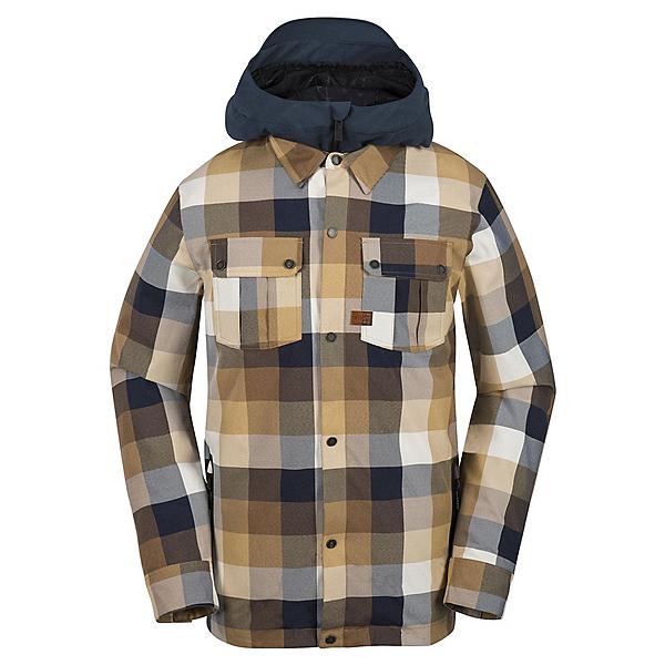 Volcom Creedle2Stone Mens Insulated Snowboard Jacket, , 600