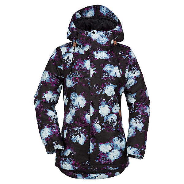 Volcom Bolt Womens Insulated Snowboard Jacket, , 600