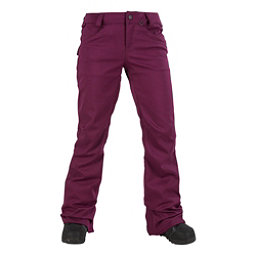 Volcom Species Stretch Womens Snowboard Pants, Winter Orchid, 256