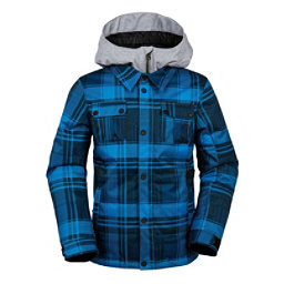Volcom Neolithic Insulated Boys Snowboard Jacket, , 256