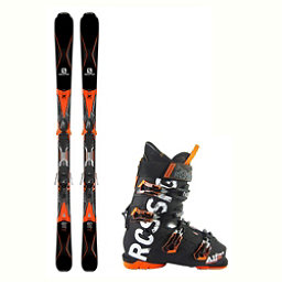 Salomon X-Drive 8.0 Ti AllTrack 90 Ski Package 2018, , 256